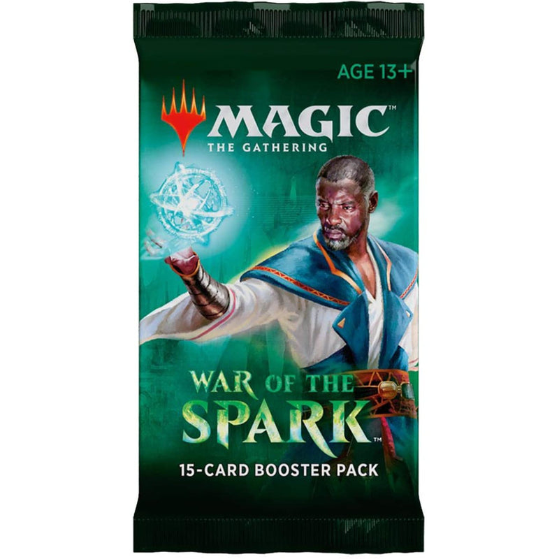 Magic the Gathering: War of the Spark Booster Pack