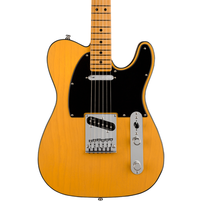 Guitarra Eléctrica Fender American Ultra Telecaster®, Maple Fingerboard, Butterscotch Blonde