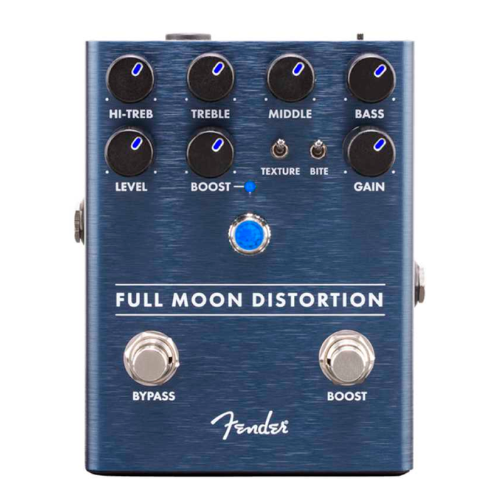 Pedal Fender Full Moon Distortion