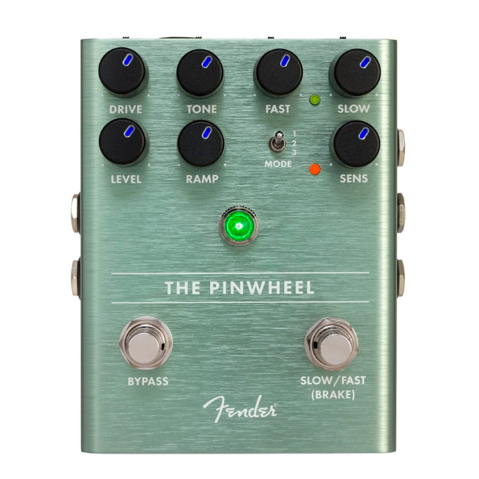 Pedal Fender The Pinwheel Rotary Speaker Emulator