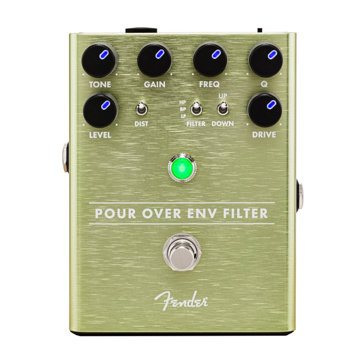 Pedal Fender Pour Over Envelope Filter
