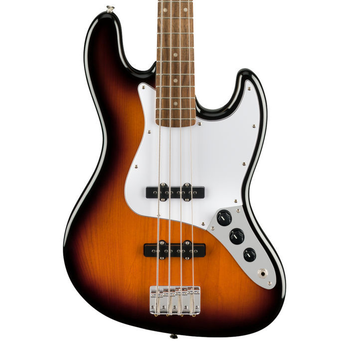 Bajo Eléctrico Squier Affinity Jazz Bass de Brown Sunburst