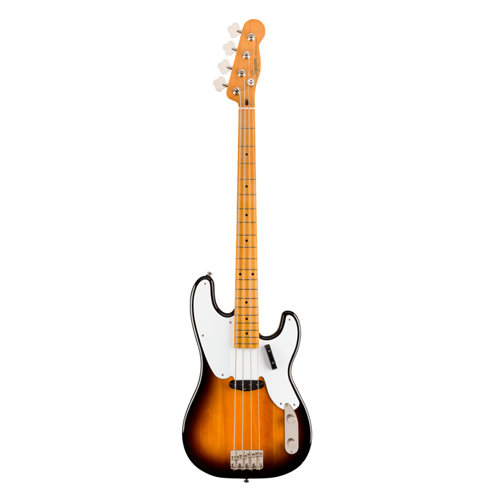 Bajo Eléctrico Squier Classic Vibe '50s Precision Bass®, Maple Fingerboard, 2-Color Sunburst