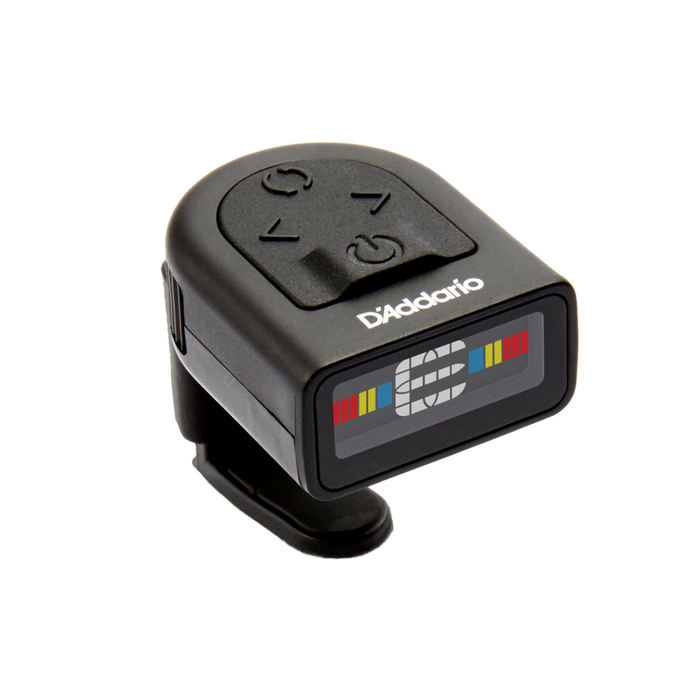 Afinador Cromático Planet Waves PW-CT-12 Ns Micro Headstock Tuner