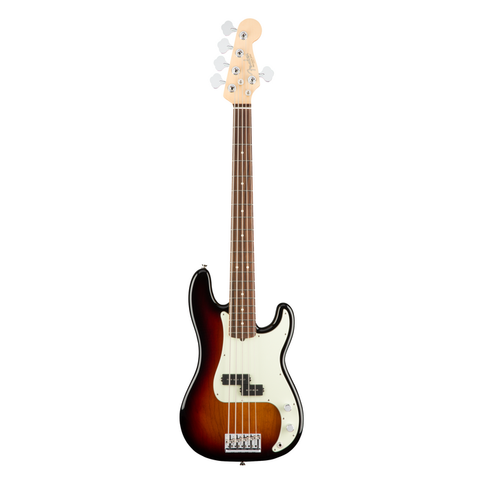 Bajo Eléctrico Fender American Profesional Precision Bass V Rosewood-3 Tone Sunburst