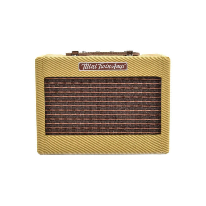 Mini Amplificador para Guitarra Fender '57 Twin-Amp - Tweed