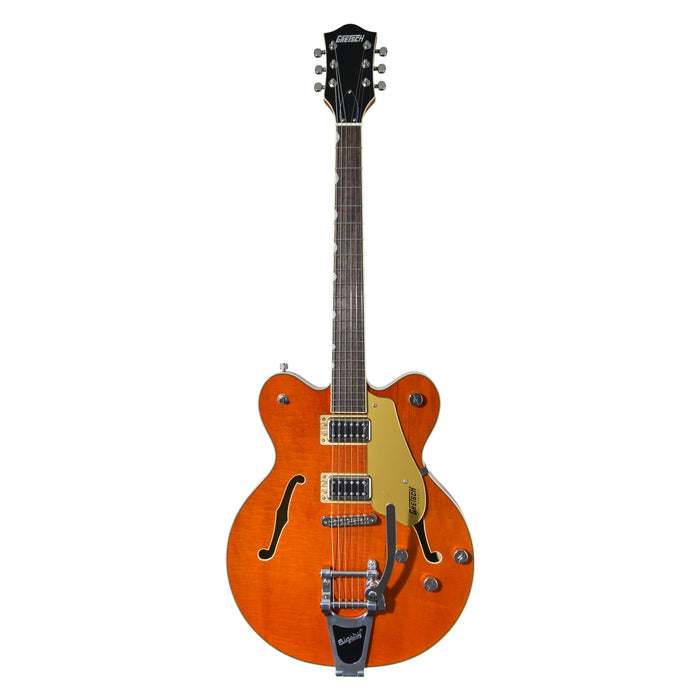Guitarra Eléctrica Gretsch G5622T Electromatic Center Block Double-Cut / Orange Stain