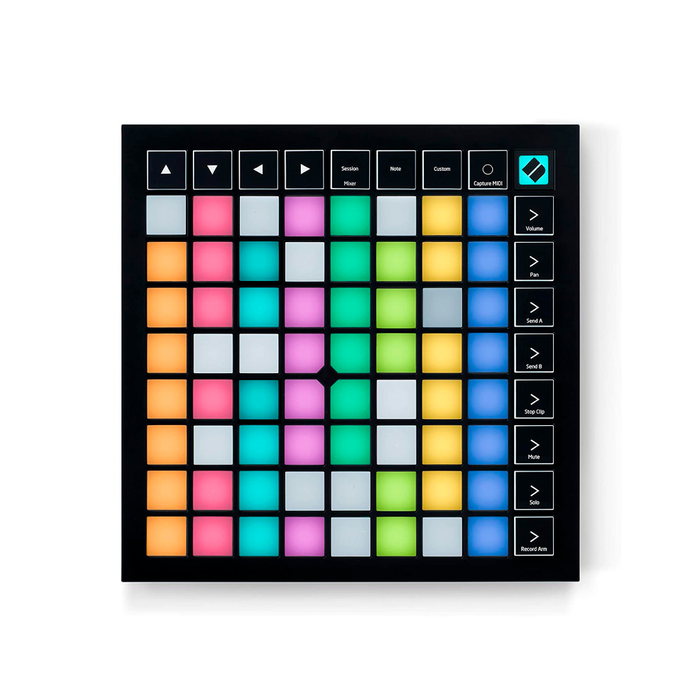 Controlador Midi Novation Launchpad