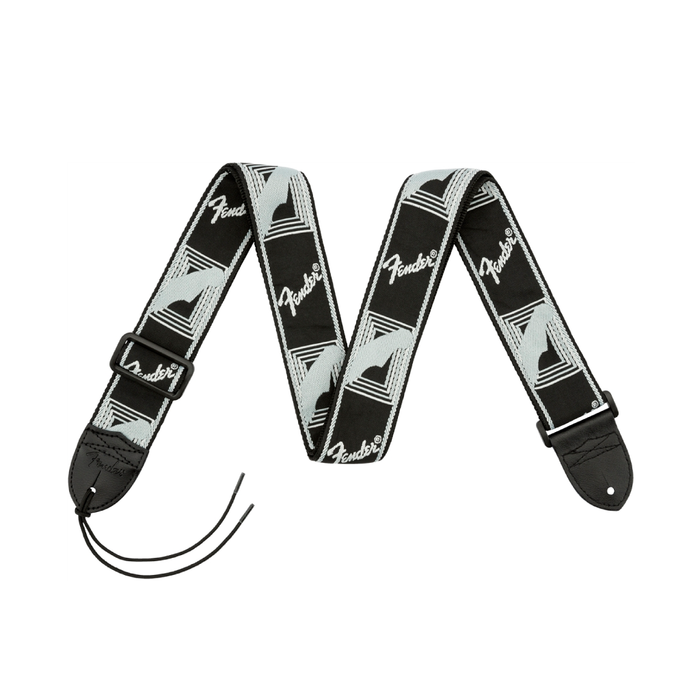 "Correa Fender 2"" Monogrammed, Light Grey/ Dark Grey"