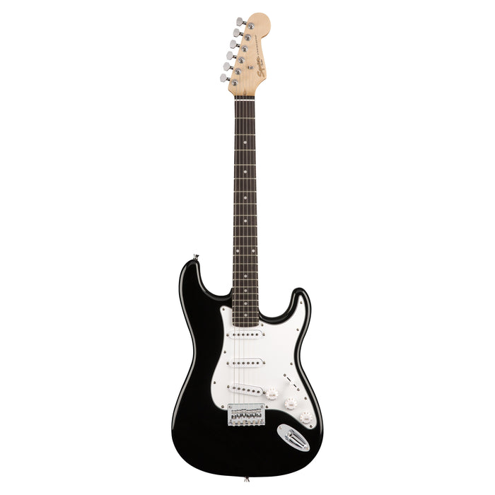 Guitarra Eléctrica Squier MM Stratocaster Hard Tail Black