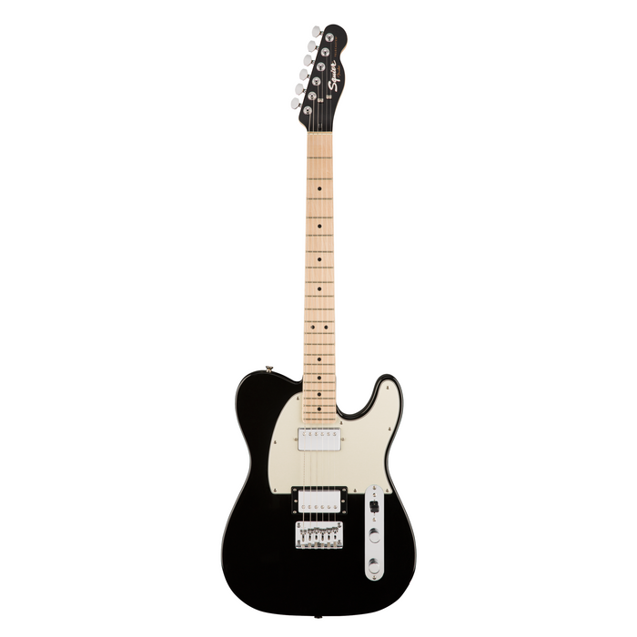 Guitarra Eléctrica Squier Contemporary Telecaster HH Maple Neck-Black Metallic