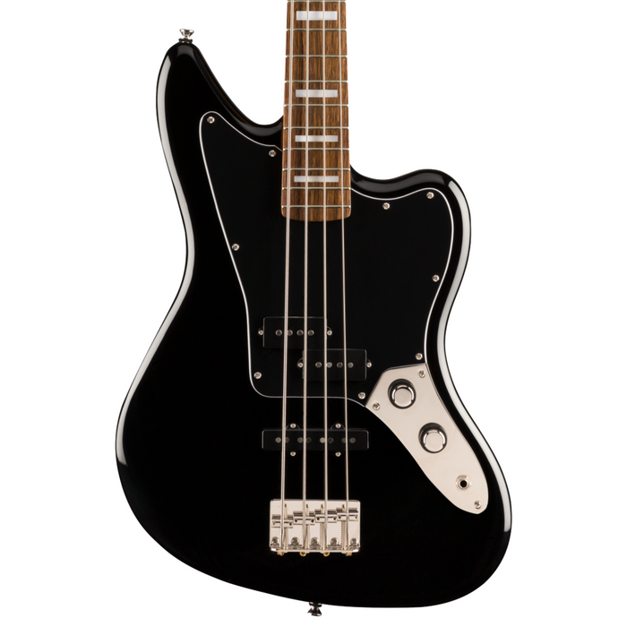 Bajo Electrico Squier Classic Vibe Jaguar Bass Laurel-Black