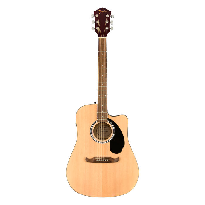 Guitarra Electroacústica Fender FA-125CE Dreadnought - Natural