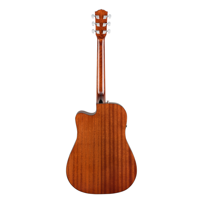 Guitarra Electroacústica CD-60SCE All Mahogany