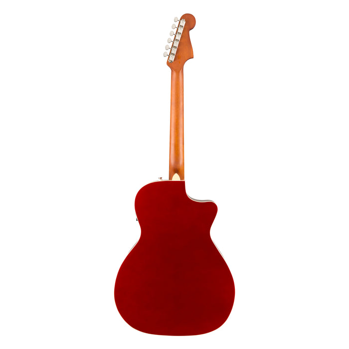 Guitarra Acústica Newporter Player para Zurdo - Candy Apple Red