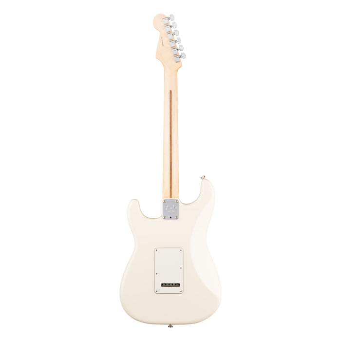 Guitarra Eléctrica Fender American Profesional Stratocaster Palo de rosa-Olympic White