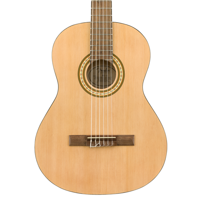 Guitarra Acústica Fender FC-1 Classical - Natural