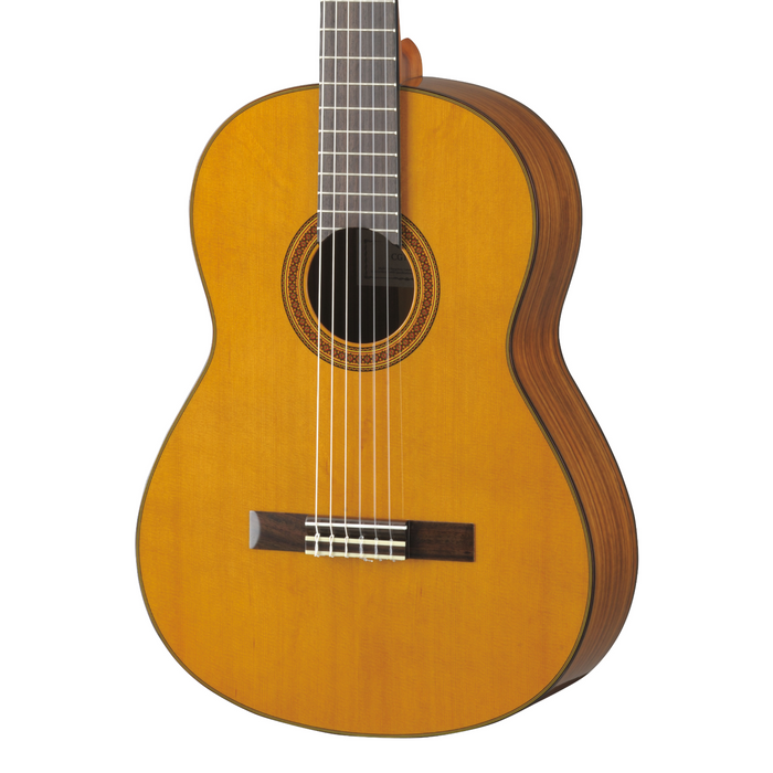 Guitarra Acústica Yamaha CG162C Cedar Top - Natural