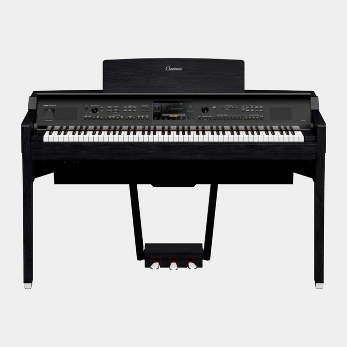 Piano Digital Yamaha CVP-809 Black