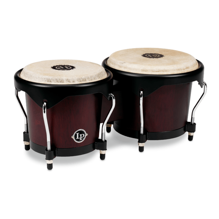 Bongo City Latin Percusion LP601NY-DW Dark Wood