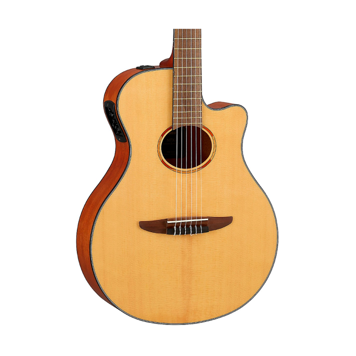 Guitarra Electroacústica Yamaha NTX1 Thin Classical - Natural