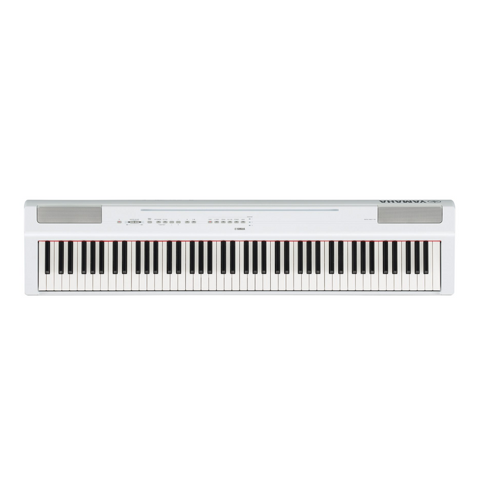 Piano Digital Yamaha P-125 White (incluye adaptador Yamaha)