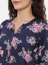 Load image into Gallery viewer, Arana Women's Rayon Printed Casual Top