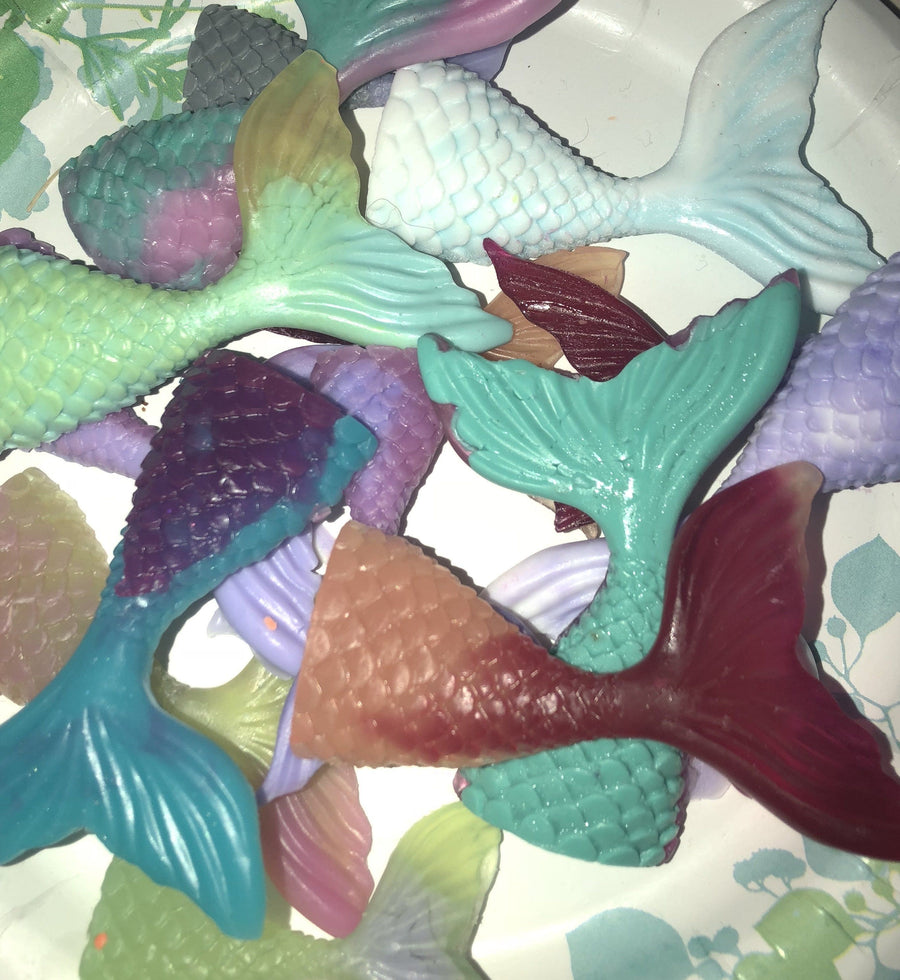 Mermaid Soap Tails