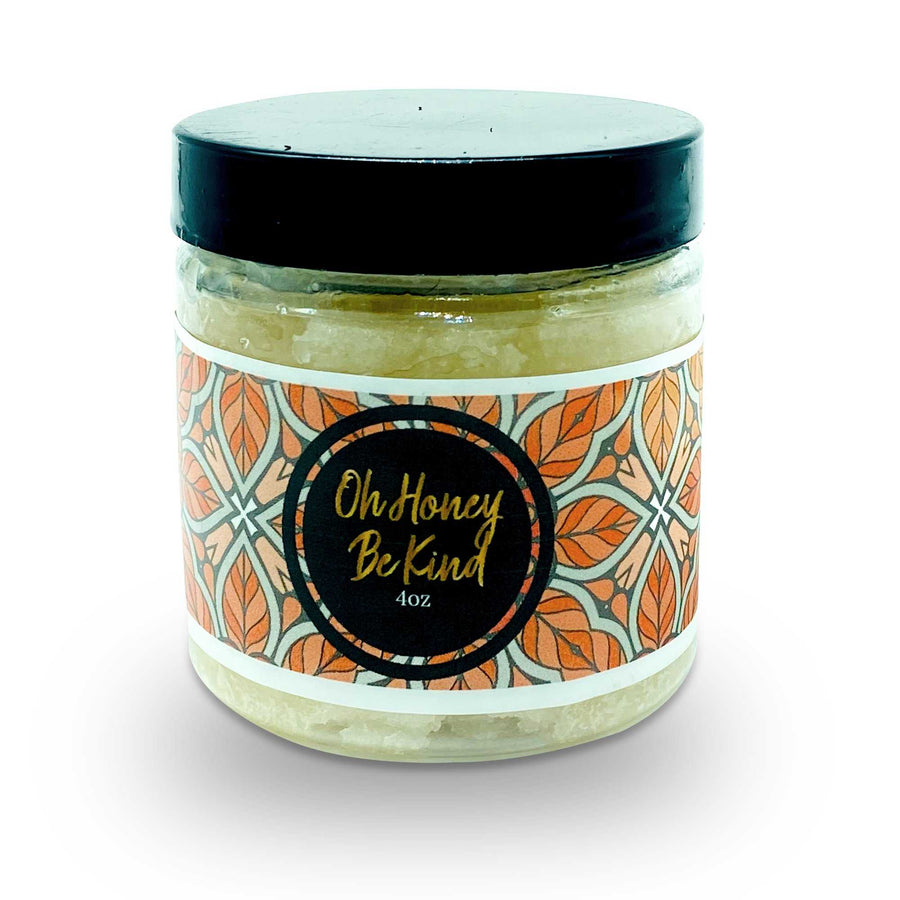 Oh Honey Be Kind Face Scrub For Dry Skin | Fancy UR Body