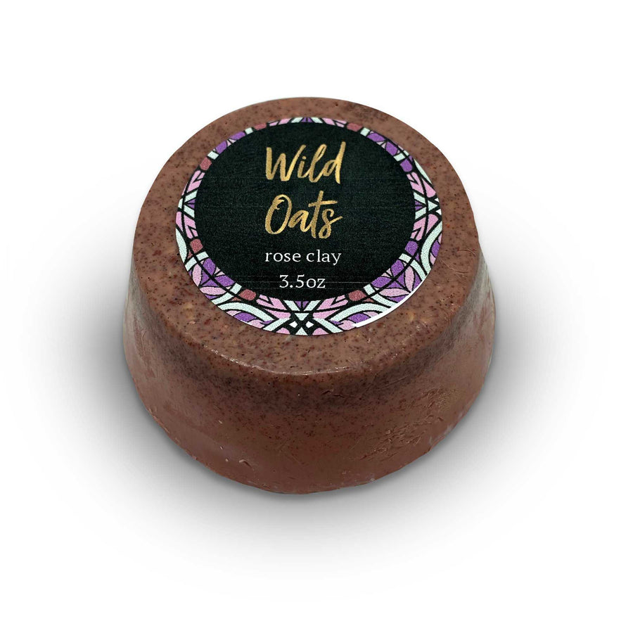 Wild Oats Face Bar For Problematic Skin Types