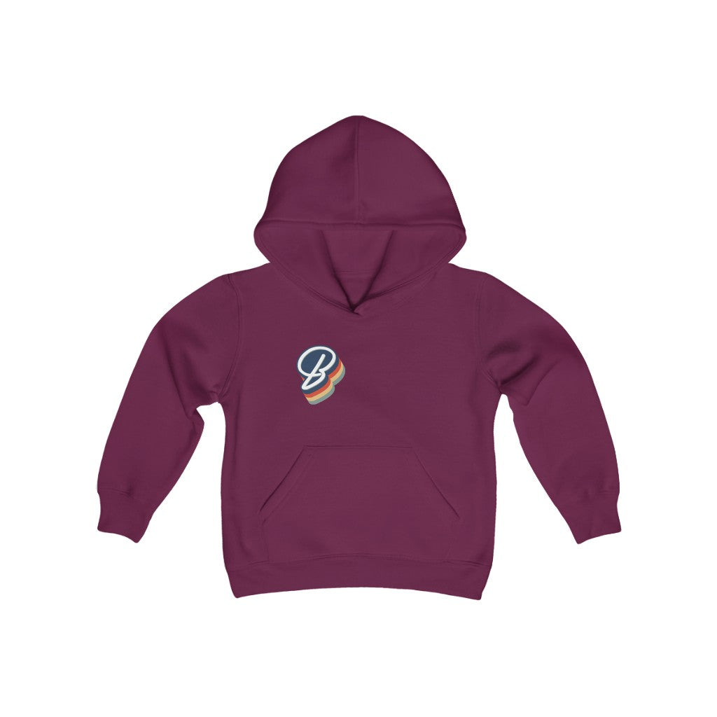 Youth Groove Hooded Sweatshirt