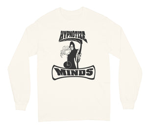 "Hypnotize Minds ""Long sleeve"" Cream"
