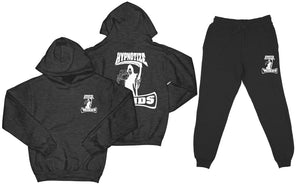 "Hypnotize Minds ""Sweat Suit"" Charcoal"