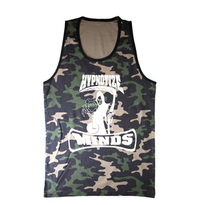 "Hypnotize Minds ""Tank Top"" Regular Camo"
