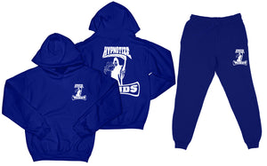 "Hypnotize Minds ""Sweat Suit"" Royal Blue"