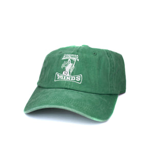 "Hypnotize Minds ""Dad Hat"" Vintage Green"