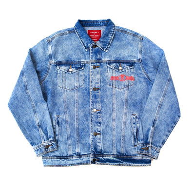 Three 6 Mafia Denim Jacket
