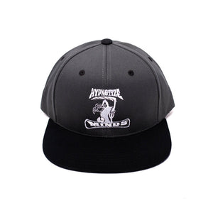 "Hypnotize Minds ""Snapback"" Grey/Black"