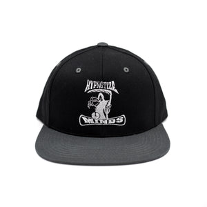 "Hypnotize Minds ""Snapback"" Black/Grey"