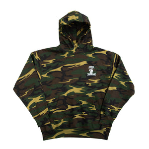 "Hypnotize Minds Embroidered ""Hoodie"" Camo"