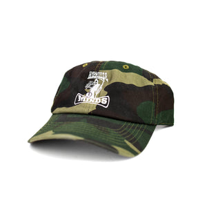 "Hypnotize Minds ""Dad Hat"" Camo"