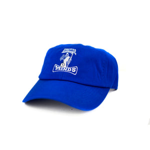 "Hypnotize Minds ""Dad Hat"" Royal Blue"