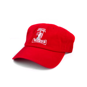 "Hypnotize Minds ""Dad Hat"" Red"