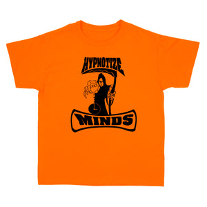 "Hypnotize Minds ""Kids Tee"" Orange"