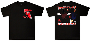 "Three 6 Mafia ""Mystic Styles Black Tee"