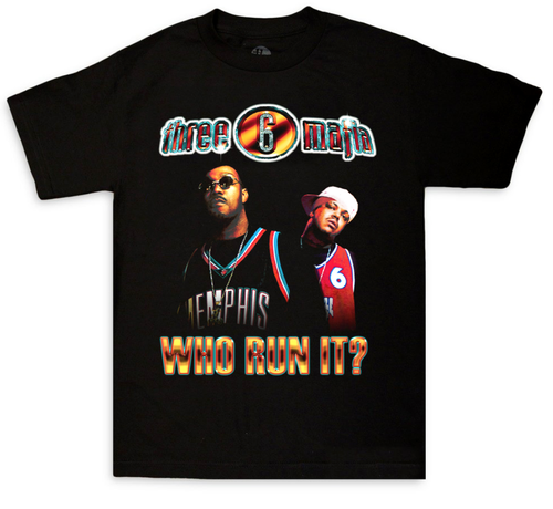 Three 6 Mafia Tee