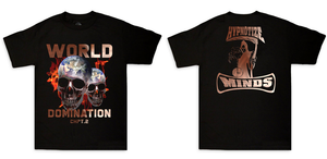 "Three 6 Mafia ""World Domination"" Tee"