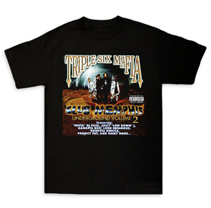 "Club Memphis Vol. 2 ""Tee"" Black"