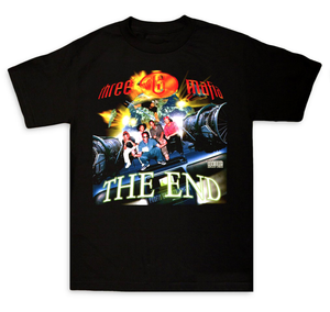 "The End ""Black"" T Shirt"