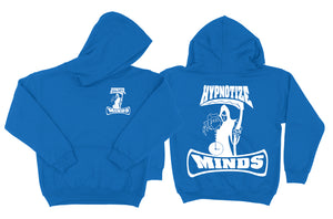 "Hypnotize Minds ""Kids Hoodie"" Turquoise"